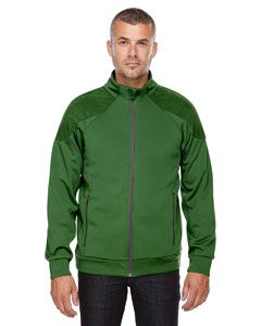 Mens Evoke Bonded Fleece Jacket-North End