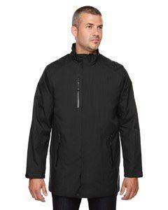 Mens Metropolitan Lightweight City Length Jacket-