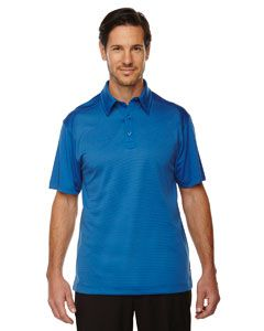 Mens Symetry Utk Cool*logik™ Coffee Performance Polo-North End