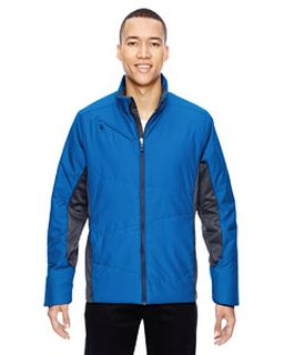 Mens Immerge Insulated Hybrid Jacket With Heat Reflect Technology-