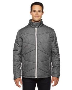 Mens Avant Tech Melange Insulated Jacket With Heat Reflect Technology-