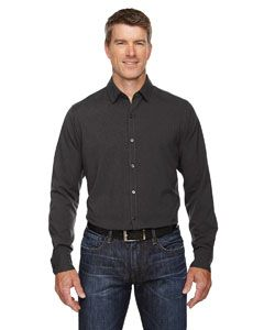Mens Melange Performance Shirt-