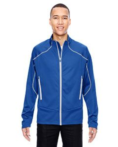 Mens Cadence Interactive Two-Tone Brush Back Jacket-North End