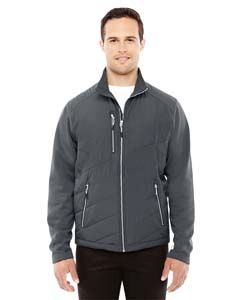 Mens Quantum Interactive Hybrid Insulated Jacket-North End
