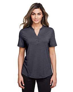 Ladies Jaq Snap-Up Stretch Performance Polo-