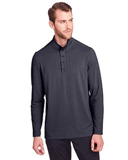 Mens Jaq Snap-Up Stretch Performance Pullover-