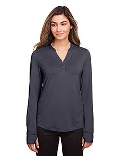 Ladies Jaq Snap-Up Stretch Performance Pullover-