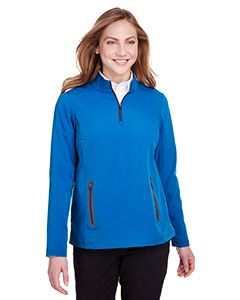 Ladies Quest Stretch Quarter-Zip-