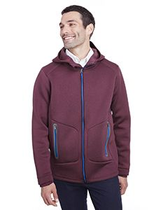 Mens Paramount Bonded Knit Jacket-