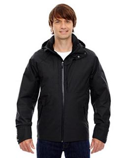 Mens Skyline City Twill Insulated Jacket With Heat Reflect Technology-