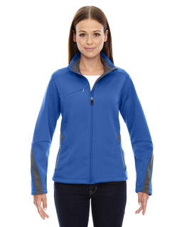 Ladies Escape Bonded Fleece Jacket