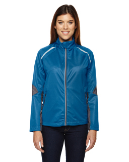 Ladies Dynamo Three-Layer Lightweight Bonded Performance Hybrid Jacket