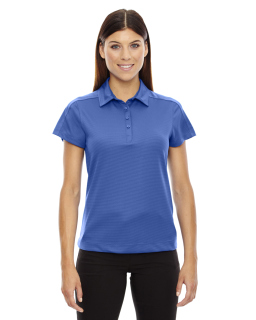 Ladies Symmetry Utk Coollogik™ Coffee Performance Polo