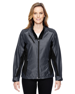 Ladies Aero Interactive Two-Tone Lightweight Jacket