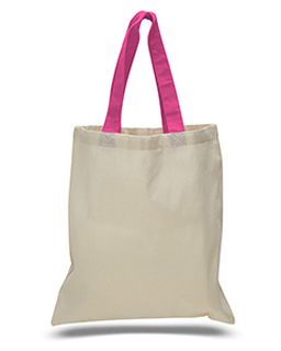Oad Contrasting Handles Tote-