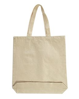 Jumbo 12 Oz Gusseted Tote-OAD