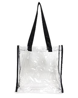 Clear Tote Bag-