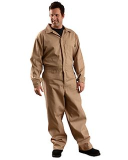 Mens Value Cotton Flame Resistant Hcr 1 Coverall-