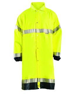 Mens Premium Breathable Rain Jacket-