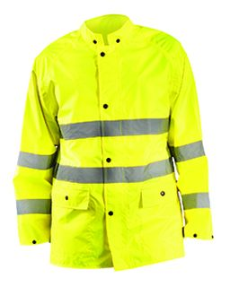 Mens Classic Breathable Rain Jacket-OccuNomix