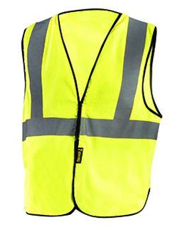 Mens Value Flame Resistan Non-Ansi Solid Vest