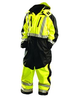 Mens Speed Collection Premium Cold Weather Coveralls-