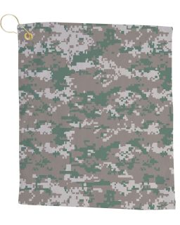 Small Camo Golf Towel-Pro Towels