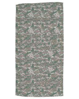 Camo Beach Towel-
