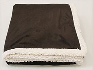 Challenger Lambswool Throw Kanata Blanket-