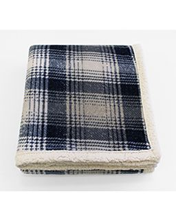 Cottage Plaid Throw Kanata Blanket