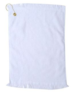 Jewel Collection Fringed Golf Towel-