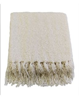 50x60 Tuscany Boucle Throw-