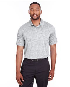 Mens Icon Heather Polo-