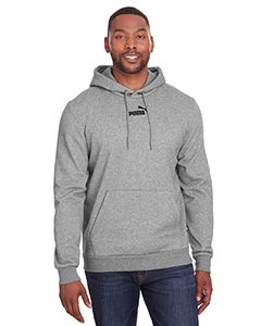 Adult Puma Essential Fleece Hoody-Puma Sport