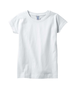 Toddler Girls� Fine Jersey T-Shirt
