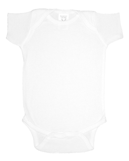 Infant Baby Rib Bodysuit-Rabbit Skins