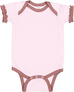 Infant Ruffle Bodysuit-