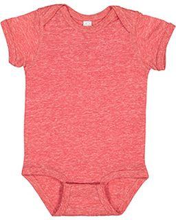Infant Harborside Melange Jersey Bodysuit-