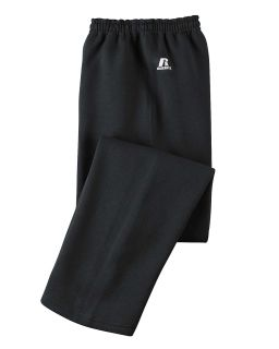 Youth Dri-Power® Fleece Open-Bottom Pant-Russell Athletic