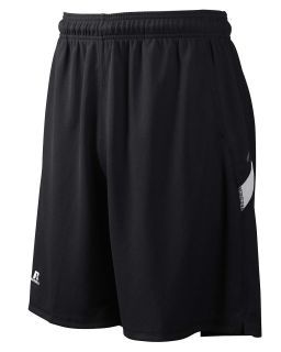Dri-Power® Colorblock Short-Russell Athletic