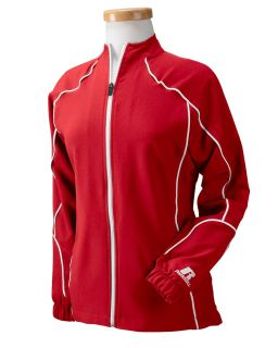 Ladies Team Prestige Full-Zip Jacket-Russell Athletic
