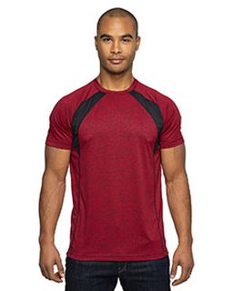 Adult 4.4 Oz., Perfomance Cationic Insert T-Shirt-