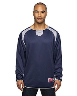 Adult 8 Oz., Polyester Fleece Crew-
