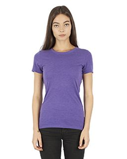Ladies 4.6 Oz. Tri-Blend T-Shirt-
