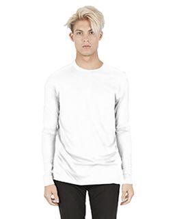 Unisex 4.6 Oz. Modal Long-Sleeve T-Shirt-Simplex Apparel