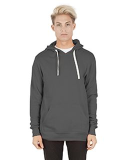 Unisex 7.6 Oz. Modal Pullover Hooded T-Shirt-