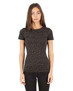 Ladies 4.3 Oz Caviar T-Shirt-Simplex Apparel