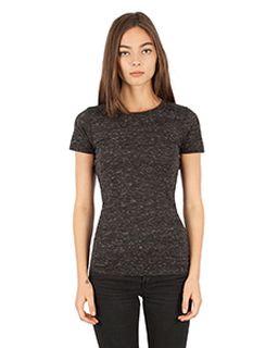 Ladies 4.3 Oz Caviar T-Shirt-
