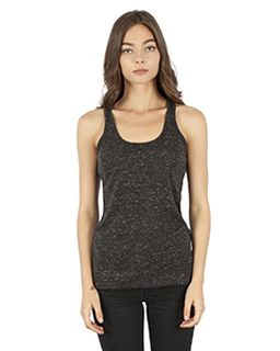 Ladies 4.3 Oz. Caviar Racerback Tank Top-Simplex Apparel