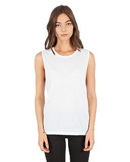 Ladies 4.6 Oz. Freedom Yoga Tank-Simplex Apparel